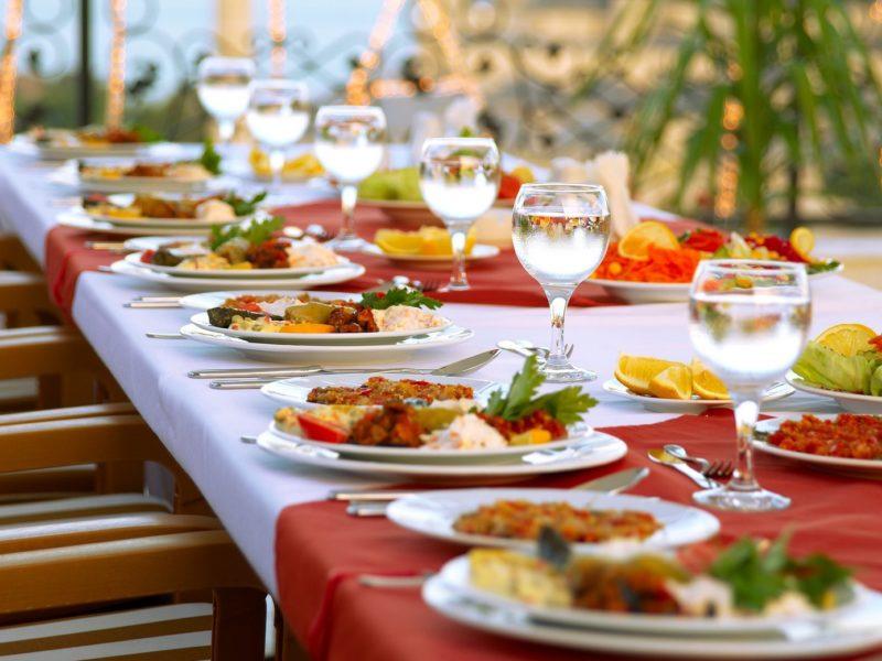 Amazeballs Vegetarian Catering Sin UK